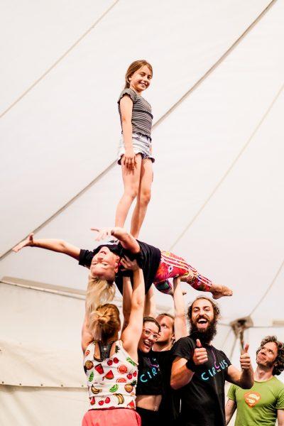Big Top Circus Skills